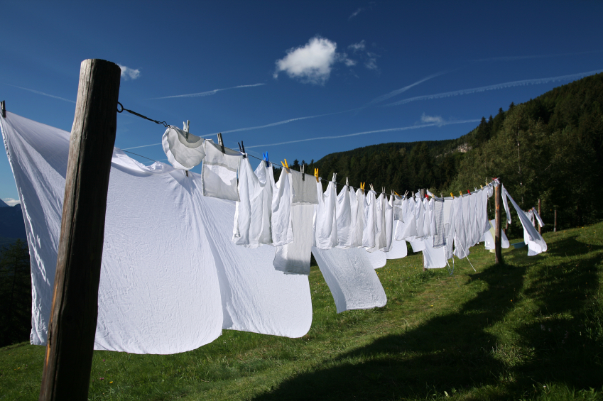 Healthy Home Tips Using Essential Oils In The Laundry
